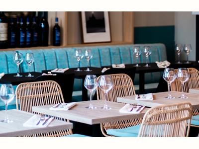 Banquette restaurant